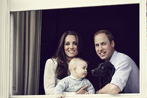 Второй ребенок принца Уильяма и Кейт Миддлтон родится в апреле
