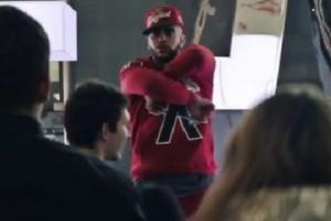 Тимати устроил флешмоб под Gangnam Style