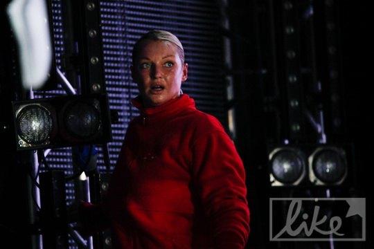Анастасия Волочкова разминалась во время репетиции Лолиты