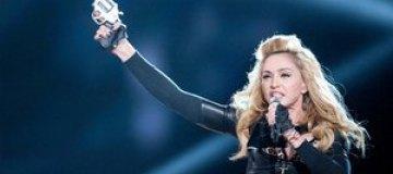 Мадонна критикует Украину