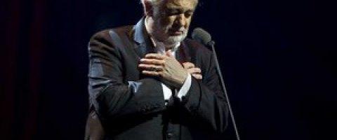 Пласидо Доминго рассказал о тайном визите в Киев