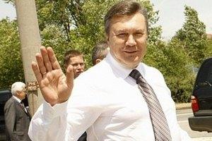 День рождения Януковича: Стас Михайлов, Таисия Повалий и чародеи