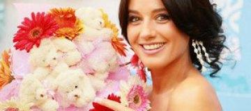 Жена Коновалюка отпраздновала 35-летие