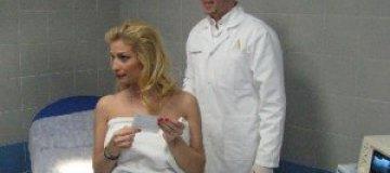 Татьяна Котова доказала натуральность груди