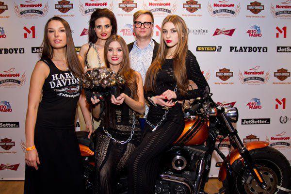Мисс Harley-Davidson-2014