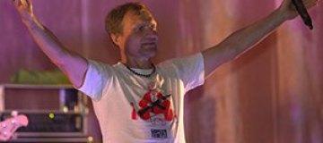 Вопли Видоплясова сыграли концерт для военных АТО
