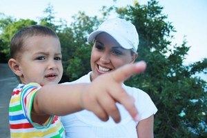 Клочкова хочет поставить двухлетнего сына на лыжи