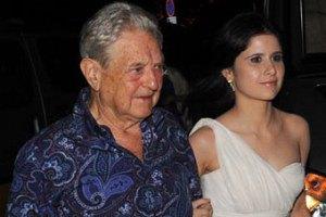 Бывшая любовница хочет отсудить у Сороса $50 млн