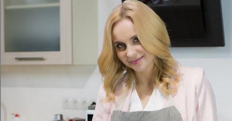 Лилия Ребрик поделилась рецептом праздничного торта