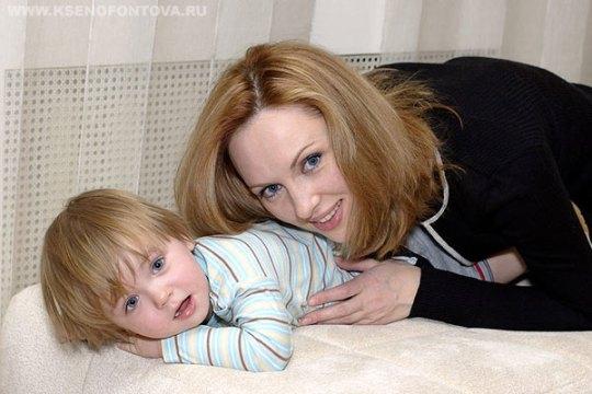 Елена Ксенофонтова во второй раз стала мамой