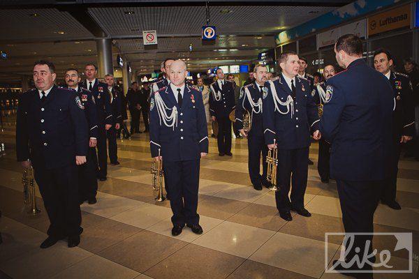 Духовой оркестр Академии МВД Украины
