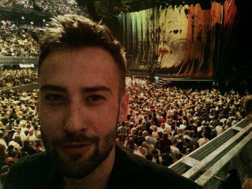 Дмитрий Шепелев летал на концерт Мадонны в Голландию