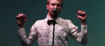 Иван Дорн презентовал свой дебютный альбом