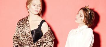 Фреймут одела дочку в леопардовый Dolce&Gabbana и рассказала про детей-вундеркиндов
