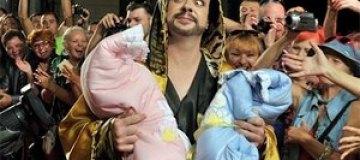 Киркоров скрыл крестины сына