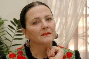 """Нина Матвиенко: """"Ездить выступать к парням в зоне АТО не стоит"""""""