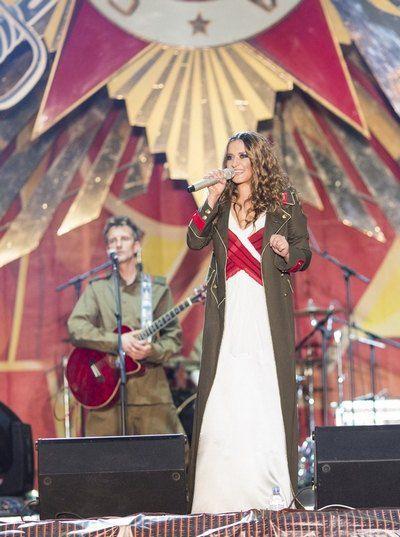 Певица призналась, что ее первый сольный концерт состоялся в Харькове