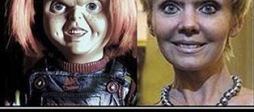 Валерию сравнили с куклой Чаки из фильма ужасов