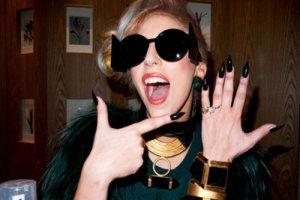 Леди Гага показала кольцо для помолвки