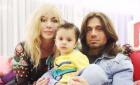 Ирина Билык показала сына Табриза в милом домашнем видео