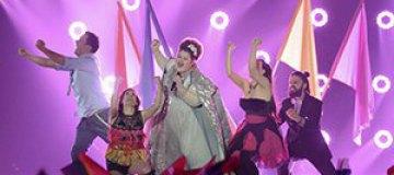 """""""Евровидение 2015"""": Фотоотчет с первого полуфинала"""