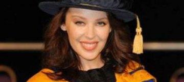 Кайли Миноуг стала доктором наук