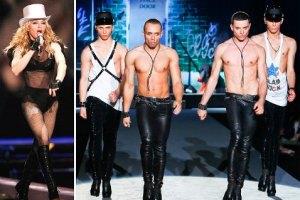 Kazaky снялись в клипе у Мадонны