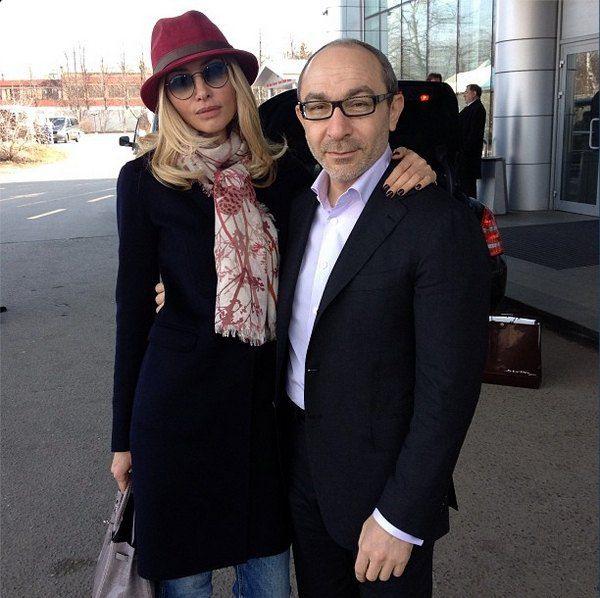 Мэр Харькова с женой