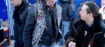 Зять Тимошенко поел блинов в Закарпатье