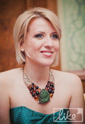 """Директор конкурса """"Мисс Украина Вселенная"""" Анна Филимонова"""