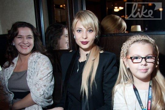 Супруга сына президента Виктора Януковича сменила цвет волос