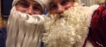 Виталий и Владимир Кличко поздравили с наступающими праздниками