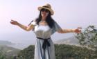Соломия Витвицкая потеряла паспорт за бугром