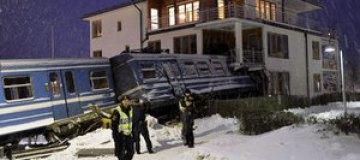 В Швеции уборщица угнала поезд