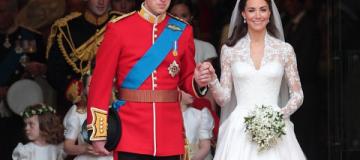 Принц Уильям и Кейт Миддлтон отмечают пятилетие со дня свадьбы