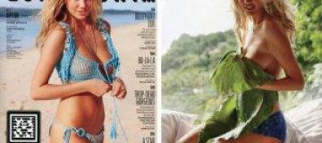 Кейт Аптон разделась для Sports Illustrated