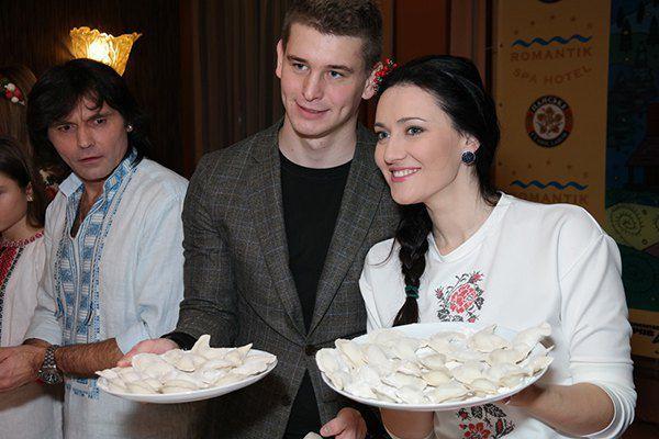 Соломия Витвицкая и Влад Кочетков