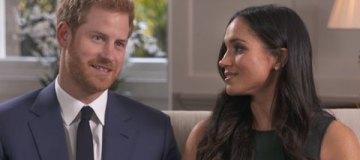 Принц Гарри рассказал, как делал предложение своей невесте