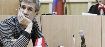 Алексей Панин арестован на десять суток