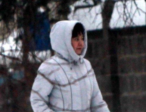 Мама Жанны Фриске Ольга Владимировна