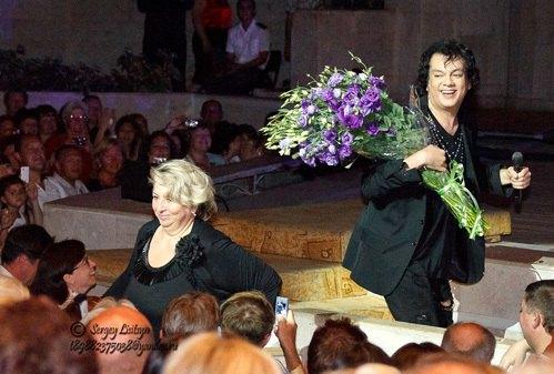Киркоров получил билет и от Татьяны Тарасовой
