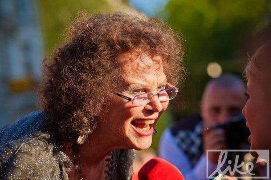 Легендарная актриса Клаудиа Кардинале