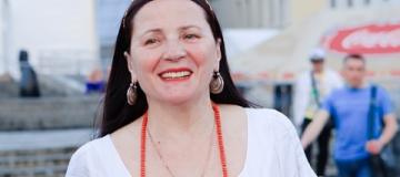 Юбилярка Нина Матвиенко получила собственную звезду