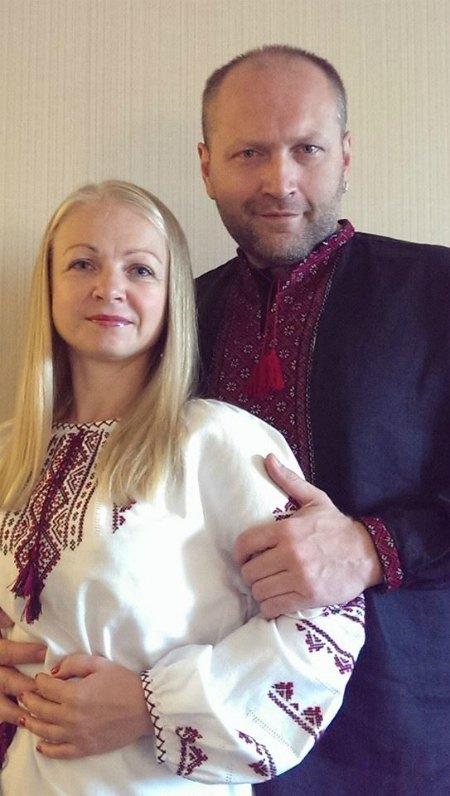 Борислав и Наталья Береза