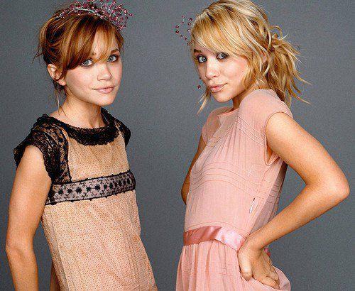 Мэри-Кейт и Эшли Олсен на первой строчке рейтинга