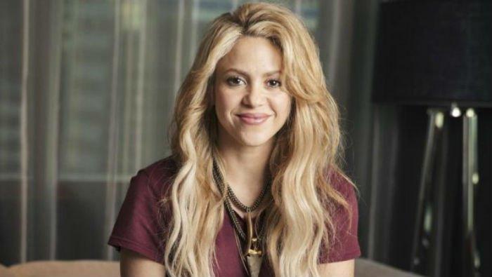 Певица Shakira