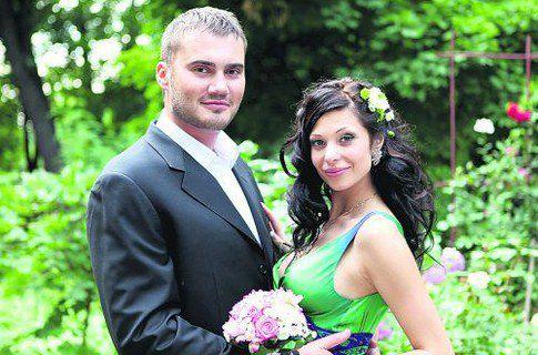 Виктор Янукович-младший и Ольга Янукович