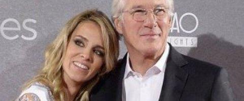 69-летний Ричард Гир во второй раз стал отцом