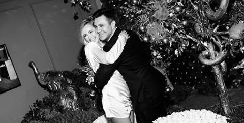 Тищенко устроил роскошный праздник в честь дня рождения жены