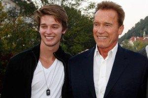 18-летний сын Шварценеггера дебютировал в кино